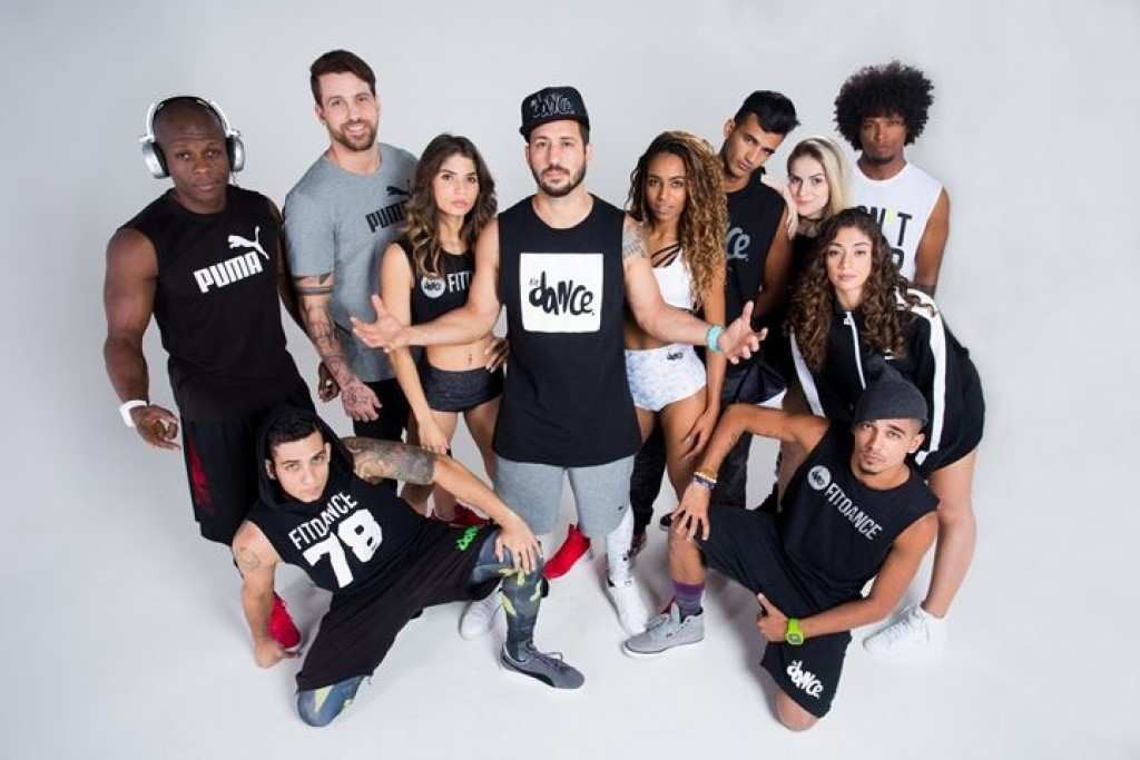 Grupo de dança Fit Dance desembarca na Capital para evento SuperDance