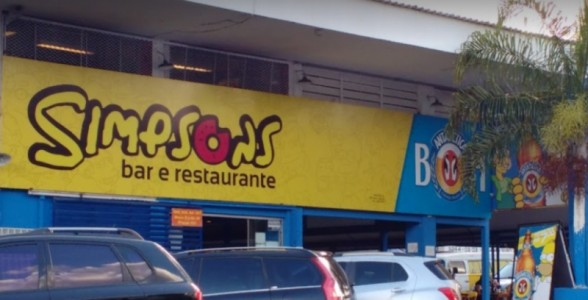 Simpsons Bar da Asa Norte inaugura neste sábado, 14