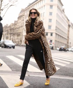 Deu onça: we love leopard print