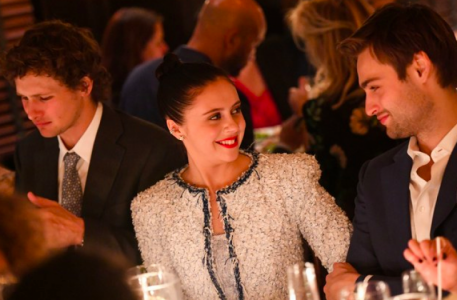 Chanel convida: anual Tribeca Artis't Dinner agita Nova York