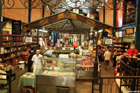 Sai Mercado Municipal, entra Mercado do Café