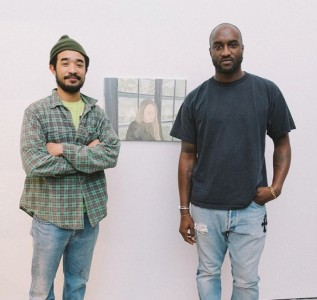 Virgil Abloh promove primeira ação store-as-gallery da Off-White