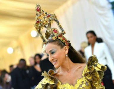 Do barroco ao bizantino: os destaques do Met Ball 2018