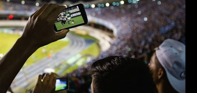 Copa do Mundo high tech: mundial será assistido na palma da mão