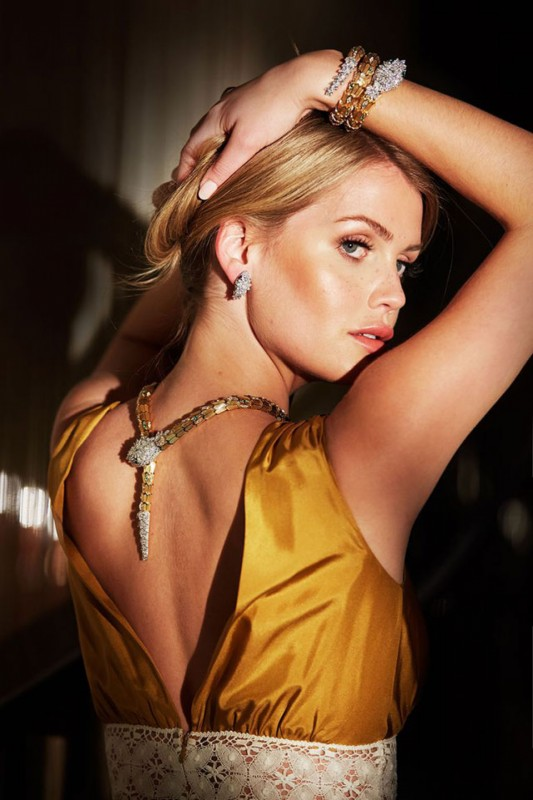 Kitty Spencer é a nova embaixadora da Bulgari