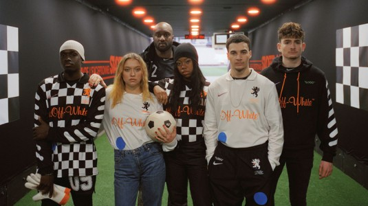 Nike se une a Virgil Abloh e Kim Jones para a Copa do Mundo