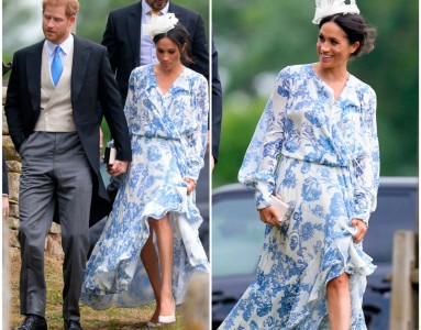 Like a princess? Meghan Markle desagrada, mesmo com  look de R$ 20 mil