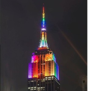 Pride month: cores invadem as ruas de NY