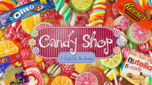 Doce encontro: por dentro dos best-sellers da Candy Shop