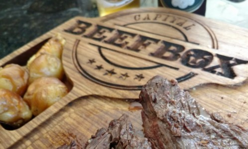 Churrasco pronto: Capital Beef Box entrega cortes nobres à domicílio