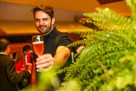 Sparkling Wine Fair 2018 tem pontapé com coquetel animado no ParkShopping
