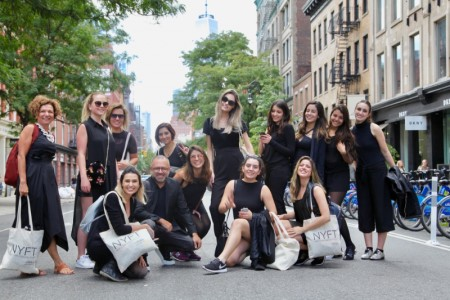 Nova edição do New York Fashion Tour tem start na Big Apple