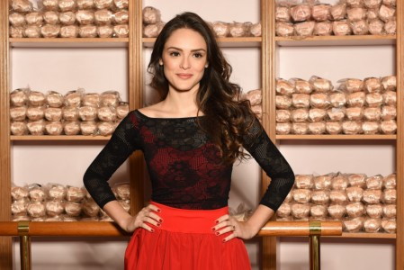 Isabelle Drummond é a mais nova embaixadora da Repetto Paris