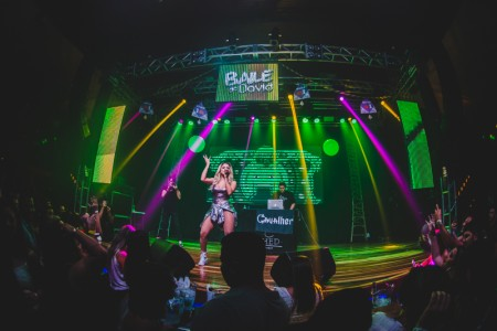 Baile do David traz funk carioca para a capital