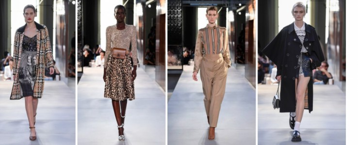 London Fashion Week: Riccardo Tisci estreia na Burberry