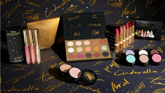ColourPop e Disney embarcam em collab de conto de princesas