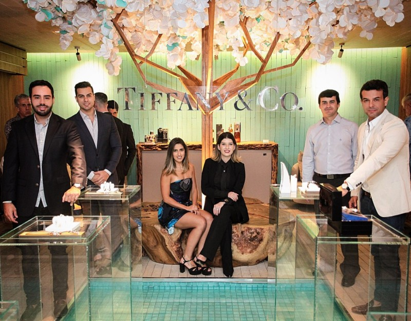 Evento reúne público masculino na Tiffany & Co. do CasaCor