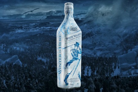 Johnnie Walker lança uísque inspirado em Game of Thrones