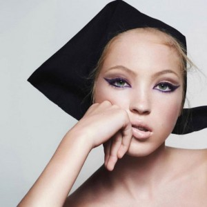 New face: filha de Kate Moss é o novo rosto da Marc Jacobs Beauty