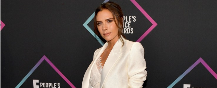 People's Choice Awards: Victoria Beckham é o Ícone Fashion 2018
