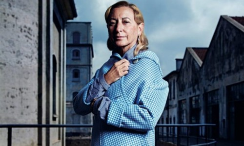 Miuccia Prada será homenageada no Fashion Awards 2018