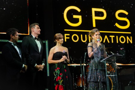 Leilão beneficente da GPS Foundation é destaque no GALA