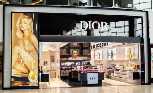Let's travel: Dior inaugura boutique no Aeroporto de Guarulhos