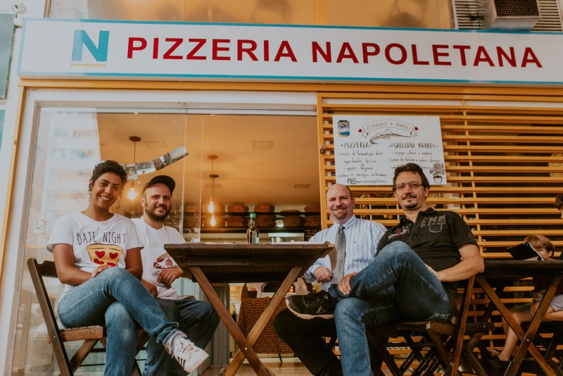 N Pizzeria Napoletana: por dentro do novo point de Águas Claras