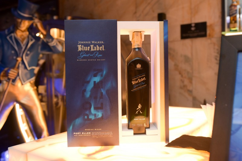 Ghost and Rare: Johnnie Walker lança série de uísques de luxo