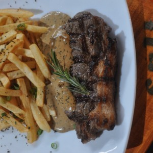 Steakhouse no contêiner: The Salt é boa pedida na Asa Sul