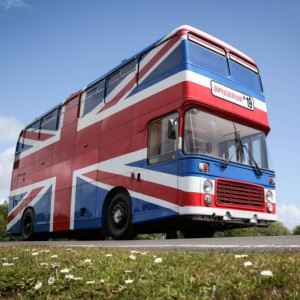'Spice up your life': hospede-se no ônibus das Spice Girls