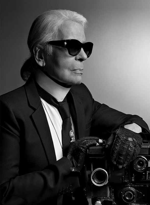 Karl For Ever: grifes se unem para homenagear estilista Lagerfeld