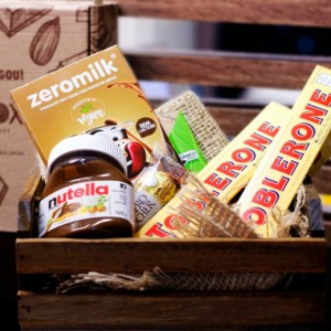 ChoBox: marca brasiliense cria delivery de chocolate