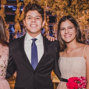 Triple the fun: os 15 anos de Mariana, Matheus e Gabriela Bittar