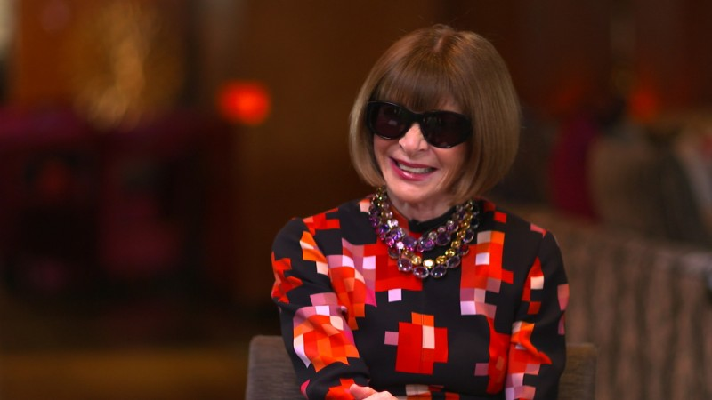 Know-how de Anna Wintour é compartilhado em curso online