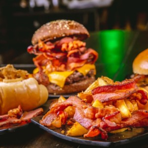Hamburgueria da Asa Norte promove Bacon Week