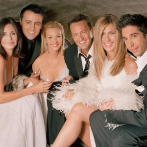 We were on a break! Warner fará maratona inédita de Friends