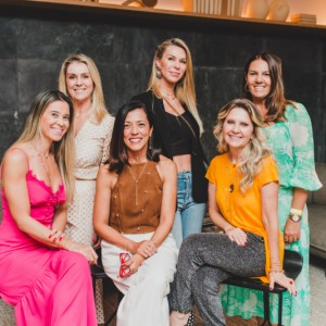 Get together! Empresárias do mundo fashion agitam a CasaCor