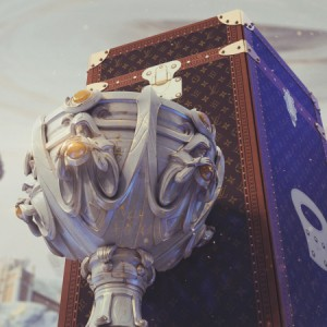 Louis Vuitton cria baú exclusivo para prêmio de League of Legends