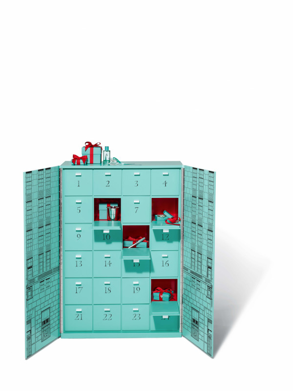 Something blue! Tiffany&Co. lança calendário do advento luxuoso
