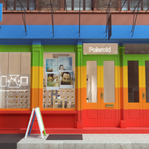Diga X! Polaroid inaugura Pop Up Labs em NY e Paris
