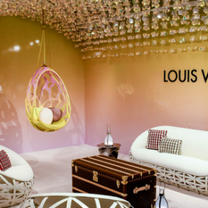 Louis Vuitton presents: as novidades da Design Miami 2019