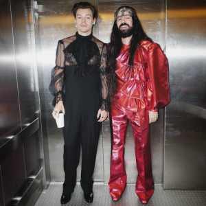 Harry Styles e Alessandro Michele lançam collab exclusiva