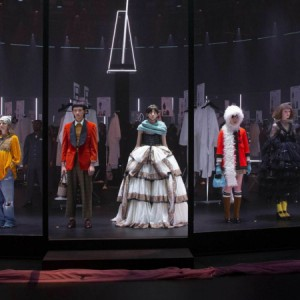 Behind the scenes: o conceito do desfile de invernal da Gucci