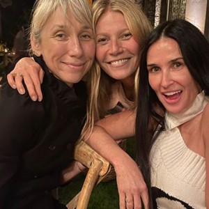 Natural beauty! Gwyneth Paltrow dá festa e impõe regra inusitada