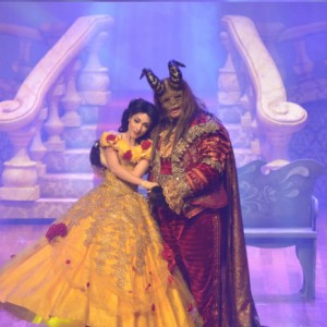 A tale as old as time: Brasília recebe musical 'A Bela e a Fera'