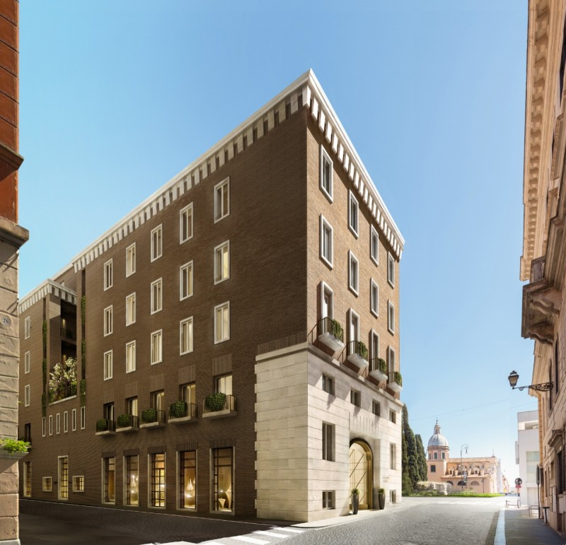 When in Rome: Bvlgari anuncia hotel na capital italiana em 2022