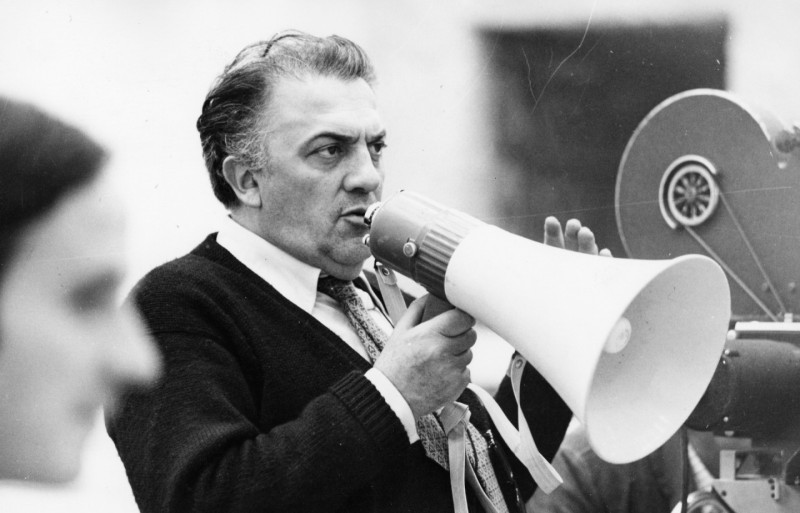 Movie time! Cinema CCBB reabre com mostra 'Fellini, Il Maestro'