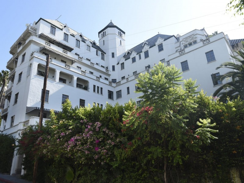 This is Hollywood! Amado Chateau Marmont LA em crise pré-Oscar